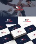 Logo & stationery # 1087109 for Make a new design for Fysiovakbond FDV  the Dutch union for physiotherapists! contest