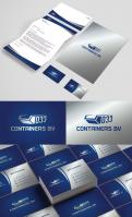 Logo & stationery # 1189438 for Logo for NEW company in transport of construction containers  truck and construction buckets  contest