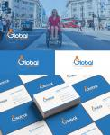 Logo & stationery # 1087817 for Design a creative and nice logo for GlobalTravelSupport  contest