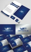 Logo & stationery # 1189440 for Logo for NEW company in transport of construction containers  truck and construction buckets  contest