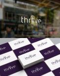 Logo & Huisstijl # 996448 voor Ontwerp een fris en duidelijk logo en huisstijl voor een Psychologische Consulting  genaamd Thrive wedstrijd
