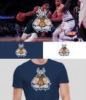 Logo & Huisstijl # 1102488 voor Basketbalclub Vikings wedstrijd