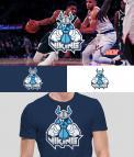 Logo & Huisstijl # 1102489 voor Basketbalclub Vikings wedstrijd