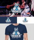 Logo & Huisstijl # 1102490 voor Basketbalclub Vikings wedstrijd