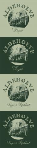 Logo & Huisstijl # 1106675 voor Ontwerp een herkenbaar logo voor Aldehoeve logies  B B boerderij in Friesland wedstrijd