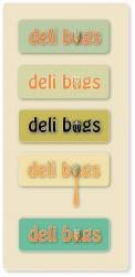 Logo & Huisstijl # 238415 voor DeliBugs wedstrijd