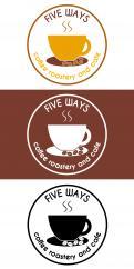 Logo & Huisstijl # 1011902 voor Five Ways Coffee Roastery and Cafe wedstrijd
