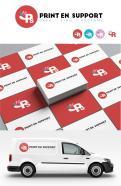 Logo & Huisstijl # 998916 voor Een mooi en modern logo voor een drukwerk sign bedrijf wedstrijd