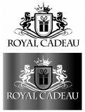 Logo & Huisstijl # 371732 voor Ontwerp logo voor nieuwe onderneming Royal Cadeau wedstrijd
