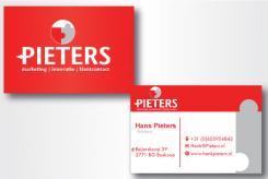 Logo & Huisstijl # 405 voor Fris en innovatief logo en huisstijl voor Pieters Marketing Advies wedstrijd