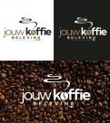 Logo & stationery # 1052966 for Refresh coffee logo contest