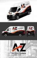 Logo & Huisstijl # 1052903 voor Carwrapping Mercedes Sprinter wedstrijd