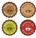 Logo & Huisstijl # 140994 voor Dagbladhandel wordt koffie en zo wedstrijd