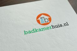 Logo & Huisstijl # 428021 voor Badkamerhuis.com Logo & Huisstijl voor Sanitairwinkel wedstrijd