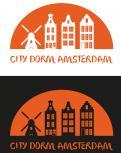 Logo & Huisstijl # 1044721 voor City Dorm Amsterdam  mooi hostel in hartje Amsterdam op zoek naar logo   huisstijl wedstrijd