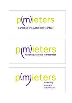 Logo & Huisstijl # 353 voor Fris en innovatief logo en huisstijl voor Pieters Marketing Advies wedstrijd