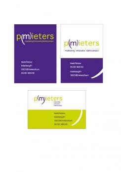 Logo & Huisstijl # 354 voor Fris en innovatief logo en huisstijl voor Pieters Marketing Advies wedstrijd