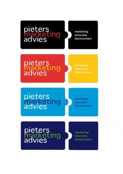Logo & Huisstijl # 427 voor Fris en innovatief logo en huisstijl voor Pieters Marketing Advies wedstrijd