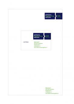 Logo & Huisstijl # 430 voor Fris en innovatief logo en huisstijl voor Pieters Marketing Advies wedstrijd
