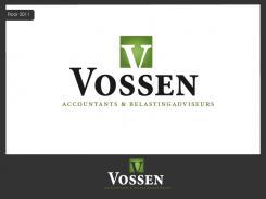 Logo & Huisstijl # 10648 voor Vossen Accountants & Belastingadviseurs wedstrijd