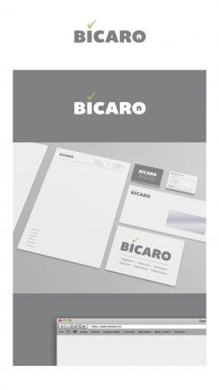 Logo & Huisstijl # 241782 voor Ontwerp een logo, briefpapier, visitekaartjes en favicon voor adviesbureau BICARO wedstrijd