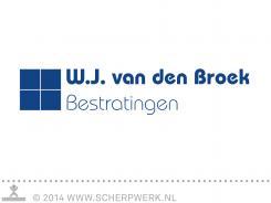 Logo & Huisstijl # 300575 voor Ontwerp een logo & huisstijl voor een stratenmakersbedrijf (sinds kort VOF) wedstrijd