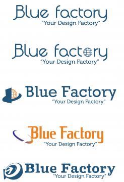 Logo & Huisstijl # 11043 voor blue factory wedstrijd