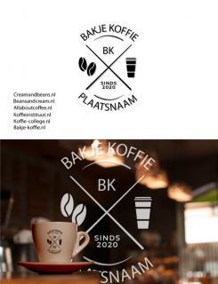 Logo & Huisstijl # 1171591 voor Ontwerp een korte  krachtige en pakkende bedrijfsnaam voor Espressobar! wedstrijd