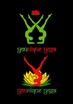Logo & Corp. Design  # 501895 für Entwerfen Sie ein modernes+einzigartiges Logo und Corp. Design für Yoga Trainings Wettbewerb