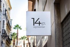 Logo & Huisstijl # 1152219 voor Ontwerp een korte  krachtige en pakkende bedrijfsnaam voor Espressobar! wedstrijd