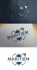 Logo & Huisstijl # 1194663 voor Ontwerp maritiem logo   huisstijl voor maritiem recruitment projecten bureau wedstrijd