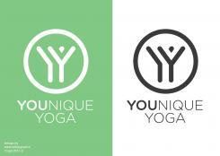 Logo & Corp. Design  # 503130 für Entwerfen Sie ein modernes+einzigartiges Logo und Corp. Design für Yoga Trainings Wettbewerb