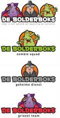 Logo & Huisstijl # 387915 voor Gezocht: spannend logo & huisstijl voor 'De Bolderboks' wedstrijd
