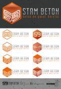 Logo & Huisstijl # 141168 voor LOGO EN HUISSTIJL : stam beton en gevel techniek wedstrijd