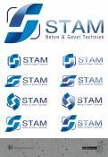 Logo & Huisstijl # 142198 voor LOGO EN HUISSTIJL : stam beton en gevel techniek wedstrijd