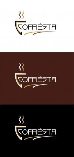 Logo & Huisstijl # 1136410 voor Ontwerp een korte  krachtige en pakkende bedrijfsnaam voor Espressobar! wedstrijd