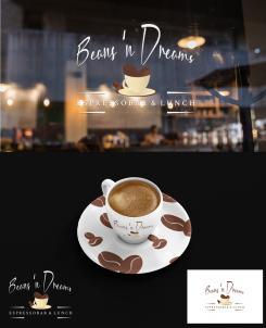 Logo & Huisstijl # 1174290 voor Ontwerp een korte  krachtige en pakkende bedrijfsnaam voor Espressobar! wedstrijd