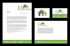 Logo & Huisstijl # 241744 voor Ontwerp een logo, briefpapier, visitekaartjes en favicon voor adviesbureau BICARO wedstrijd