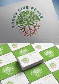Logo & Huisstijl # 1045825 voor Treesgivepeace wedstrijd