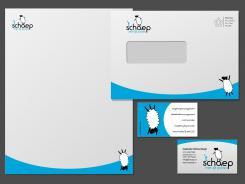 Logo & Huisstijl # 40135 voor 't Schaep met vijf Pooten zoekt een jasje - logo & huisstijl wedstrijd