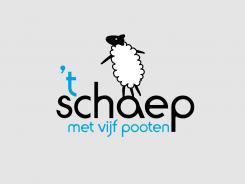 Logo & Huisstijl # 39975 voor 't Schaep met vijf Pooten zoekt een jasje - logo & huisstijl wedstrijd