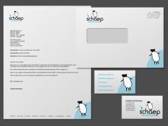 Logo & Huisstijl # 41334 voor 't Schaep met vijf Pooten zoekt een jasje - logo & huisstijl wedstrijd