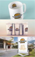 Logo & Huisstijl # 444033 voor logo voor een Burger Take-away en Menu wedstrijd