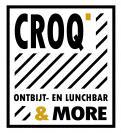 Logo & Huisstijl # 611154 voor ontwerp voor een hippe croquebar (ontbijt -en lunch en koffie en gebak) in stoere industriele stijl met scandinavische tinten. wedstrijd
