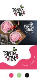 Logo & Huisstijl # 1052602 voor Tante Tet IJs met veel toppings  ijs als beleving  wedstrijd