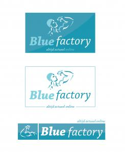 Logo & Huisstijl # 11354 voor blue factory wedstrijd