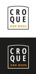 Logo & Huisstijl # 610655 voor ontwerp voor een hippe croquebar (ontbijt -en lunch en koffie en gebak) in stoere industriele stijl met scandinavische tinten. wedstrijd