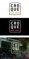 Logo & Huisstijl # 610982 voor ontwerp voor een hippe croquebar (ontbijt -en lunch en koffie en gebak) in stoere industriele stijl met scandinavische tinten. wedstrijd