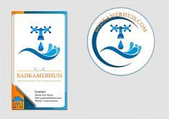 Logo & Huisstijl # 429607 voor Badkamerhuis.com Logo & Huisstijl voor Sanitairwinkel wedstrijd