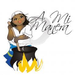 Logo & Huisstijl # 345939 voor A mi manera wedstrijd